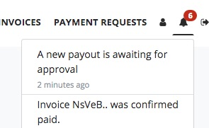 Bitcoin Payout Note