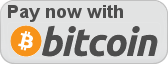 Pay now with Bitcoin