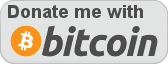 Donate me with Bitcoin