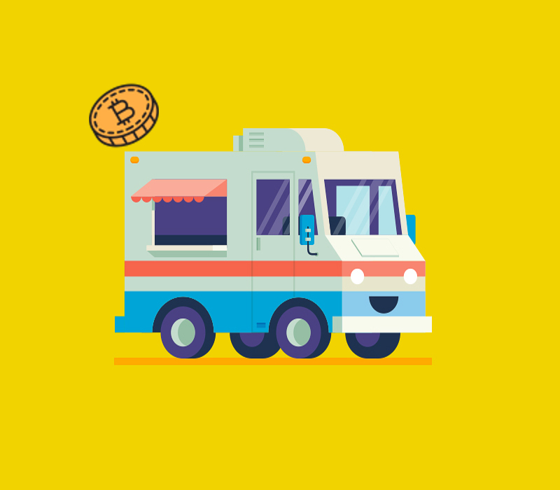Accept Bitcoin in store